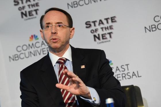 Rod Rosenstein Deputy Attorney General