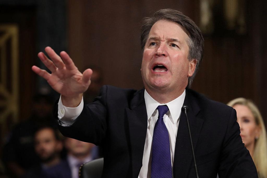 Brett Kavanaugh Supreme Court Justice Nominee