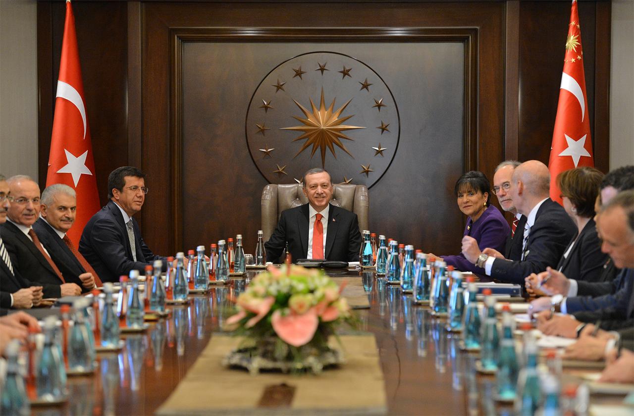 Erdogan on Khashoggi after Andrew Brunson
