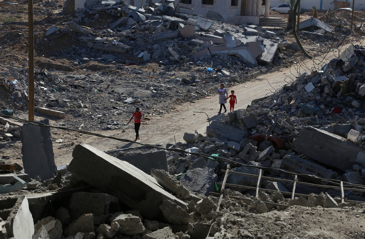 Hamas Israel Palestine Egypt